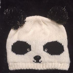 Panda 🐼 Beanie Hat